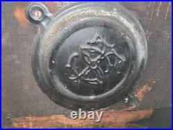 1897 Antique Adamantine Seth Thomas Mantle Clock With Winding Key