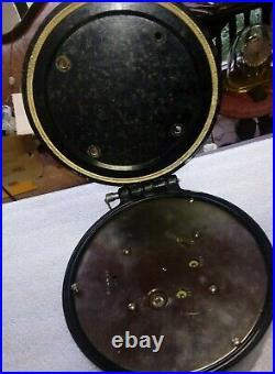 1941 Seth Thomas U. S. Navy Mark I Deck Clock N3986 Wwii