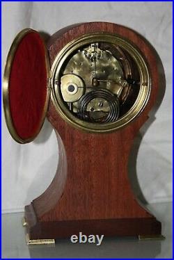 ANTIQUE SETH THOMAS CABINET SHELF MANTLE CLOCK-Totally! -Restored- PARMA-1909