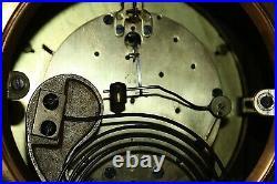 ANTIQUE SETH THOMAS SHELF MANTLE CLOCK-Totally-Restored c/1909 Model GOTHIC N0.1