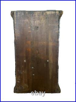 Antique 1850s Seth Thomas Half-Column Clock