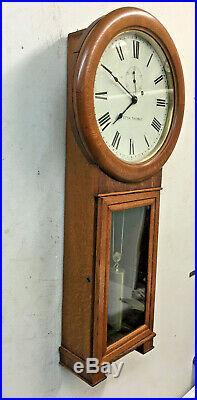 Antique 1890 Seth Thomas No. 2 Wall Regulator