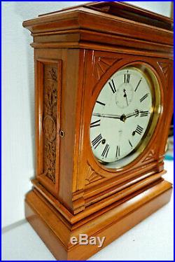 Antique 1909 Seth Thomas Hotel Clock