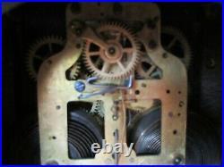 Antique Seth Thomas Adamantine Mantle Clock Pat. 1880