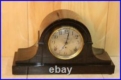 Antique Seth Thomas Adamantine Mantle Clock Rare Model
