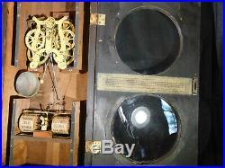 Antique Seth Thomas Calendar Parlor/ Fashion Clock No. 3- 8-Day Movement