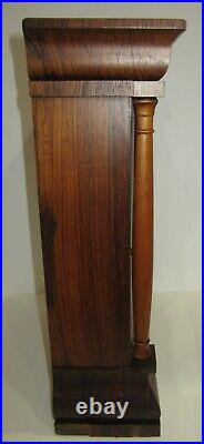Antique Seth Thomas Column Mantle Clock With Alarm 8-Day, Time/Strike, Key-wind