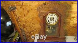 Antique Seth Thomas Kitchen Clock