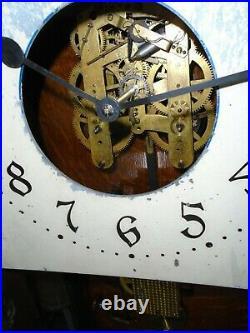 Antique-Seth Thomas-McClintock-Loomis Master Clock-Ca. 1910-To Restore-#E693