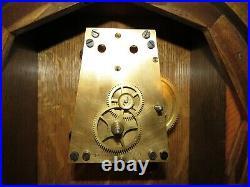 Antique Seth Thomas No. 2 Wall Regulator Clock