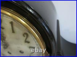 Antique Seth Thomas No. 75 Grand Quarter Hour Westminster Chime Clock 8-Day