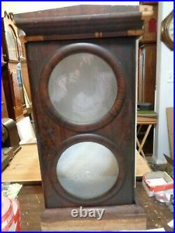 Antique-Seth Thomas-Rosewood-#3 Parlor-Clock Case Door-Ca. 1870-#K767