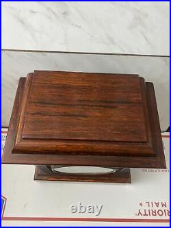 Antique Seth Thomas Sonora 4 Bell Chime Mantel Clock