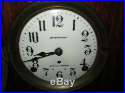 Antique Seth Thomas Sonora Chime Clock 4 Bell, 8-day, Time/chime