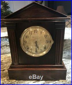 Antique Seth Thomas Sonora Chime Clock No. 5 AdamantineNeeds Mainspring/Repair