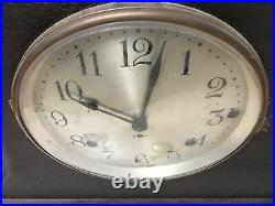 Antique Seth Thomas Sonora Chime Tambour Mantle Clock Restoration Project 4 Rod