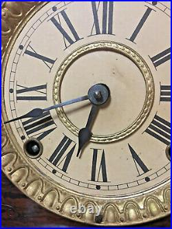 Beautiful Seth Thomas Antique Mantel Clock Works Perfect