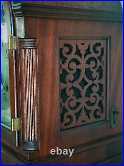 Mantle bracket CLOCK, Seth Thomas, Sonora 8 bells, 2000 grand, West Minster, 16t