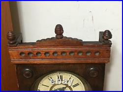 Rare Antique Seth Thomas Boston Model City Series Parlor Mantle Clock