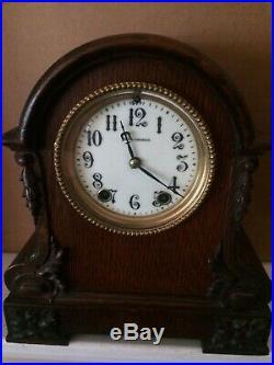 Rare Antique Seth Thomas Milan City Series Mantle Clock C/1900