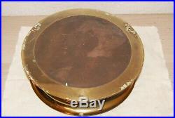 Rare WWI US Navy Large 8.5 dial Seth Thomas Ships Clock
