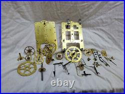 Restored Antique Seth Thomas Shelf Clock ©1917 Original 89 Movement