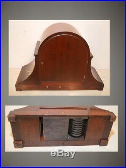 Restored & Rare Seth Thomas Antique 8 Bell Sonora Chime Clock No. 257 1914