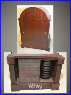 Restored Seldom Seen Seth Thomas Antique 8 Bell Sonora Chime Clock No. 2000-1914