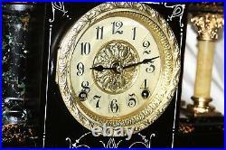SETH THOMAS Mantel Antique Clock c/1900- Totally RESTORED -No. 32