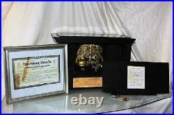 SETH THOMAS Mantel Antique Clock c/1900- Totally RESTORED -UNLISTED No. 1