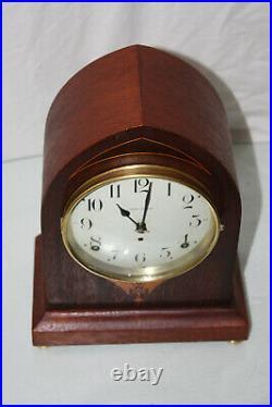 SETH THOMAS Mantel Antique Clock c/1921 OUTLOOK No. 6 Model Totally Restored