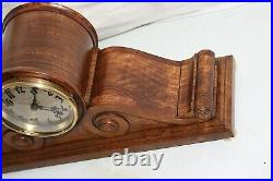 SETH THOMAS Mantel Antique Clock c/1924 Model -PEER- Totally Restored