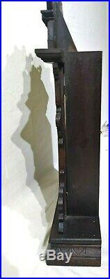 Seth Thomas Eclipse Antique Shelf Parlor Mantle Clock ca 1885 CT, USA