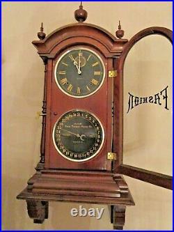 Seth Thomas Fashion Calendar Clock (Model #6)