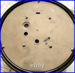 Seth Thomas Navy Ship's Mark I Deck Clock N23941 WWII 1941 Not Running