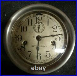 Seth Thomas Ship Clock