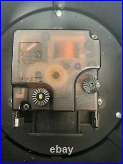Seth Thomas Vintage Ship Barometer and Tide Time Clock Seasprite II 6 Maritime