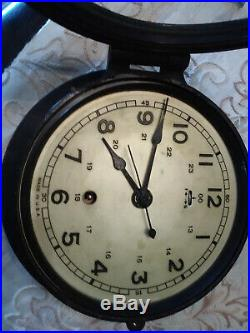 Seth Thomas government clock. WW 2