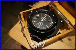 Very Rare Navy WWII Clock