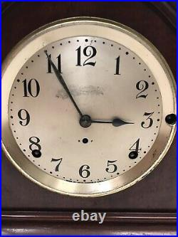 Very Very Rare Antique SETH THOMAS 8 BELL SONORA CHIME CLOCK NO. 255