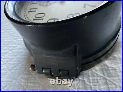Vintage WWII Era Mark I Deck Clock, No Key