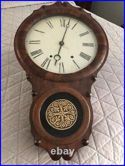 Vintage, antique Seth Thomas wall clock