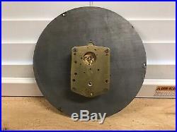 WWII U. S. Navy 8 1/2 Seth Thomas Ships Clock